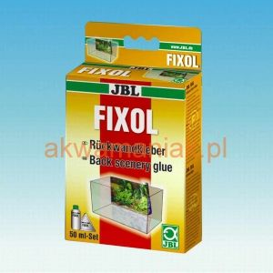 JBL Fixol - klej do przyklejania tła do akwarium