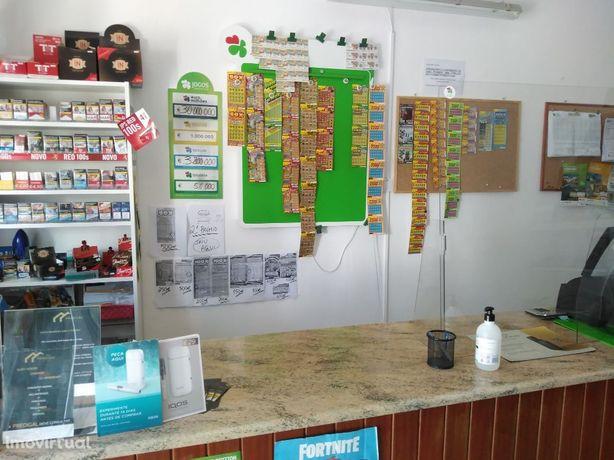 Papelaria, tabacaria e Jogos Santa Casa