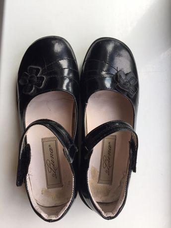 Туфли лак р.30-31 стелька 20,5 см