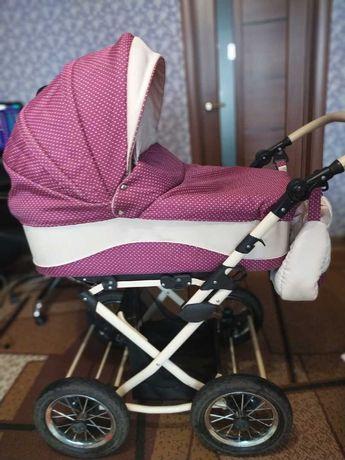 Детская коляска  Lonex Carrozza 2 в 1