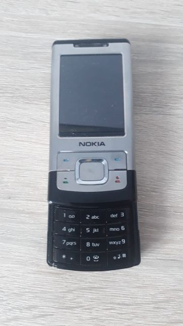 Nokia 6500 Slide Super STAN!!Tanio!!BEZ SIMLOCKA!!