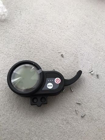 Wyświetlacz Ruima / Speedway mini 4 pro -Licznik