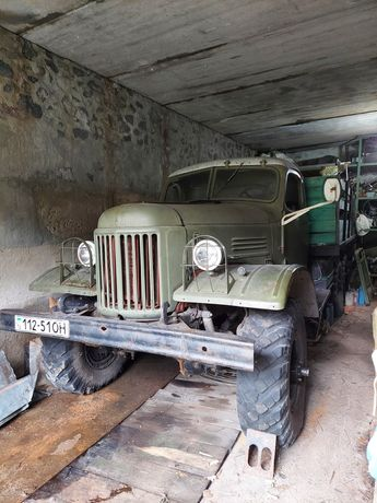 Зил 157 (грузовой)