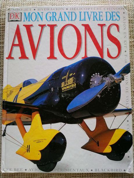 Книга Avions на французькій мові