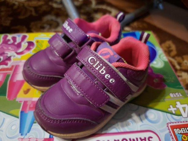 Clibee 21 рр кроссовки