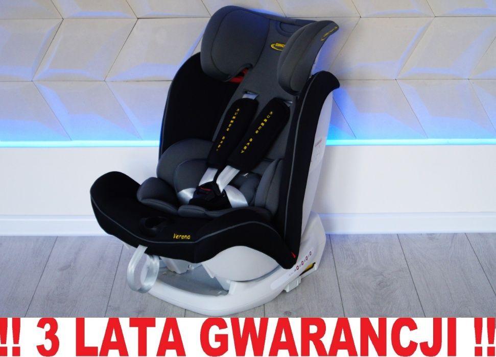 NOWY Fotelik z ISOFIX 9-36kg Summer Baby Verona- regulowany. Wysyłka ! Elbląg - image 1