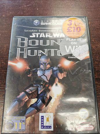 GRA Nintendo GameCube  STARWARS BOUNTY HUNTER  PAL  Szczecin