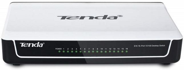Switch 16 Portas 10/100Mbps