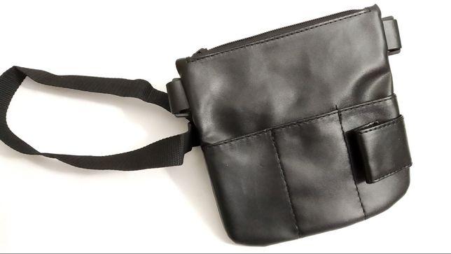 сумка на пояс Эко -кожа 4-отделения