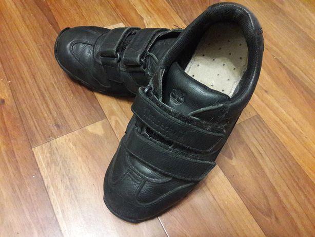Продам детские кожаные туфли кроссовки Timberland - 38 размер