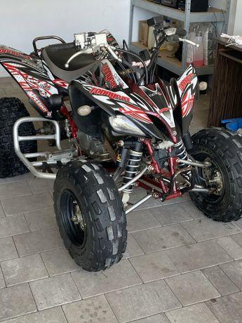 Quad Yamaha raptor 2010r