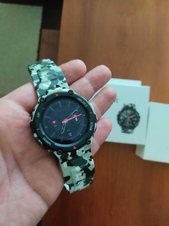 Smartwatch Xiaomi amazfit T-Rex + 2 pulseiras