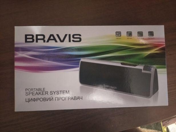 Цифровий програвач Bravis Sm106