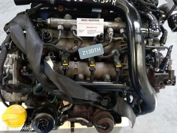 Motor Opel Astra H GTC Corsa 1.3Cdti 90Cv Ref. Z13DTH