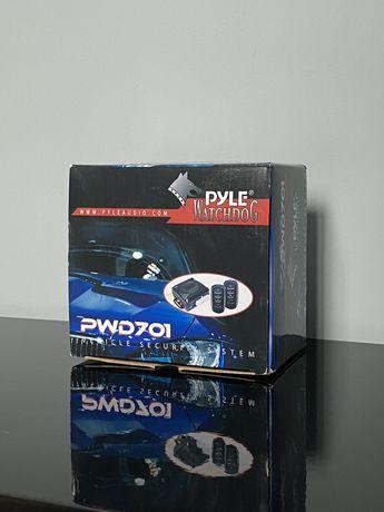 Сигнализация для автомобилей Pyle watchdog pwd701
