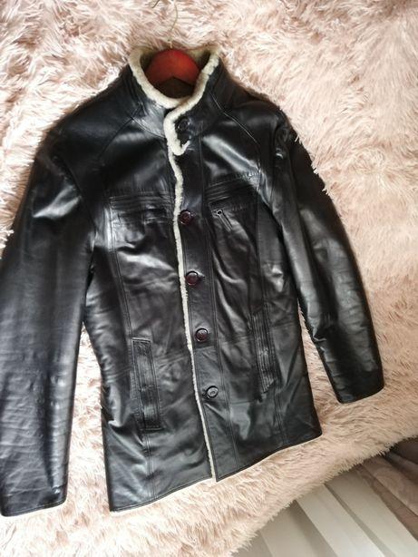 Косуха куртка дублёнка pull bear bershka reserved