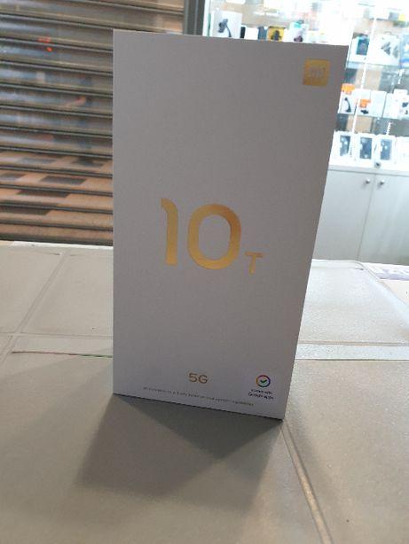 Nowy XIAOMI MI 10T 5G BLACK 24mc Gw Galeria Słoneczna