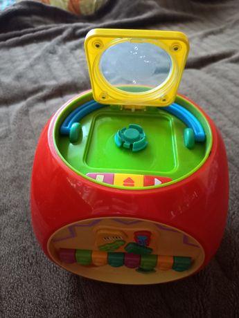 Розвиваючий інтерактивний куб