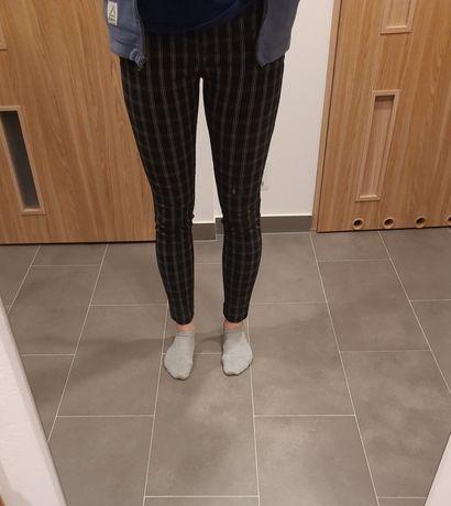 Spodnie w kratę New Look