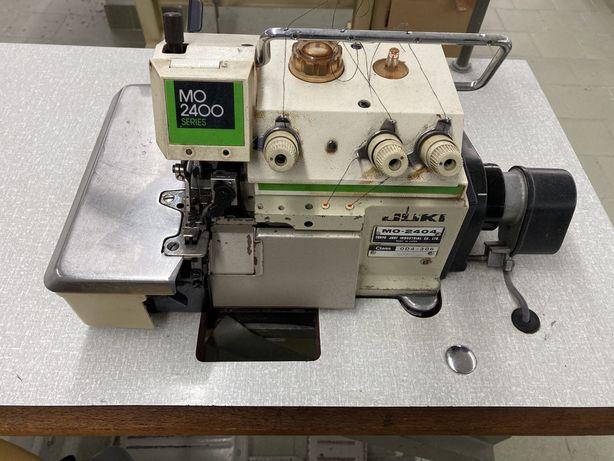 Maquina costura corte cose 1 agulha juki