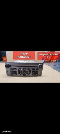 Radio PEUGOEOT