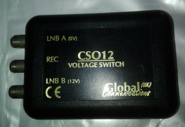 Перемикач супутникового сигналу 0/12V switch