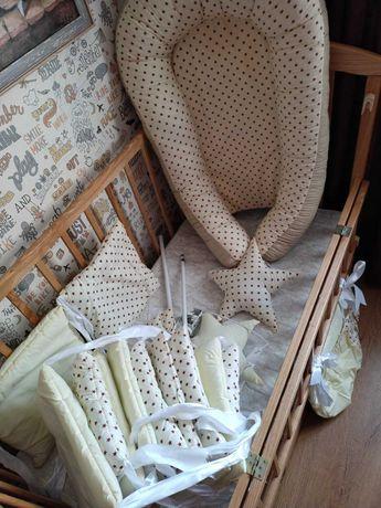 Постельное в кроватку БУ