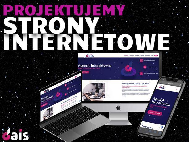 Tworzymy Strony Internetowe   Projektowanie stron www   Pozycjonowanie