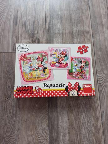 Puzzle dla dziewczynki 4 op