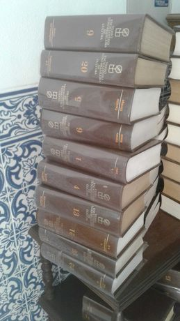 Enciclopédia Luso - Brasileira da  Verbo 23 volumes completa