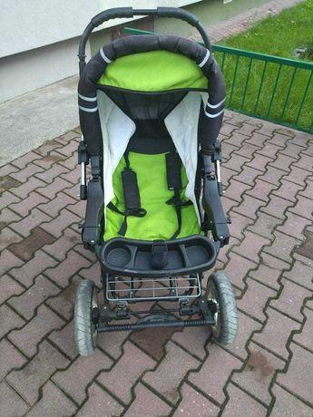Wózek 2w 1 gondola + spacerówka