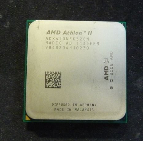 Процессор AMD Athlon II X3 450 3.2 Ghz Socket AM3 (3 ядра)