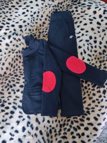 Marynarka plus spodnie