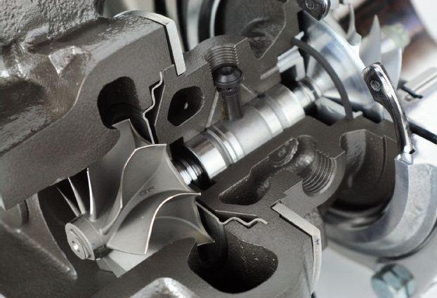 Ремонт турбокомпрессоров (турбин)