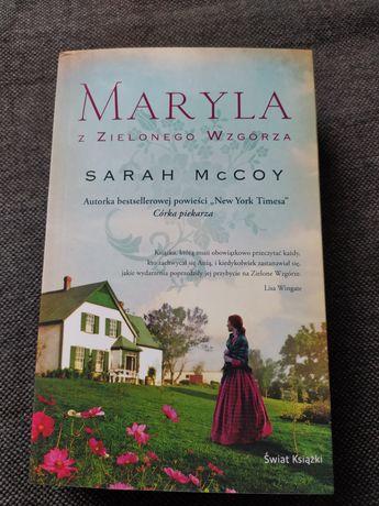 Maryla z Zielonego Wzgórza książka nowa Sarah McCoy