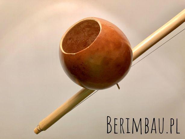 Berimbau dziecięcy do Capoeira. Instrument muzyczny z Brazylii