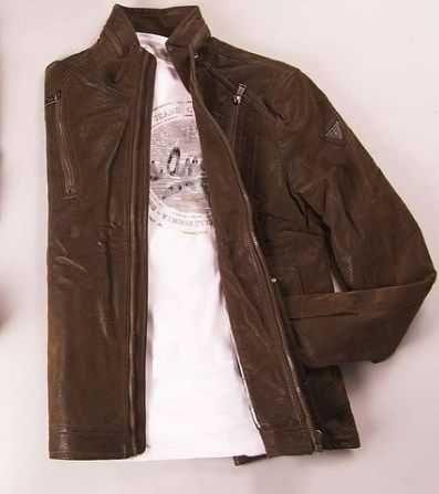 Куртка мужская Guess размер М, курточка Гесс