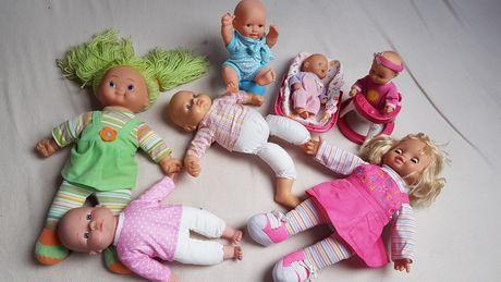 Zestaw lalek dla dziewczynki