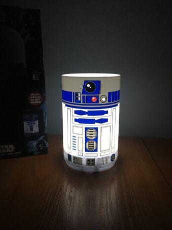 Star Wars - Gwiezdne Wojny - R2-D2 - Lampka - Pixel Box