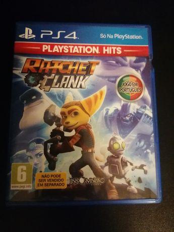 Rachel & Clank playstation