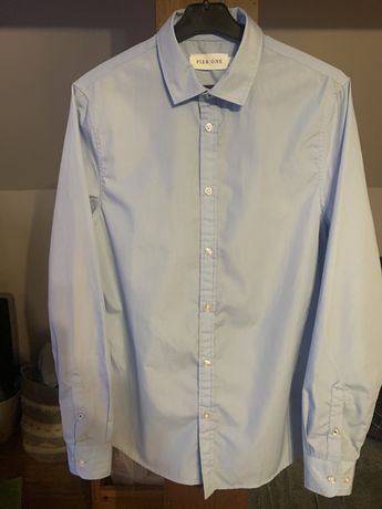 Jasno niebieska nowa bez metki koszula pier one S