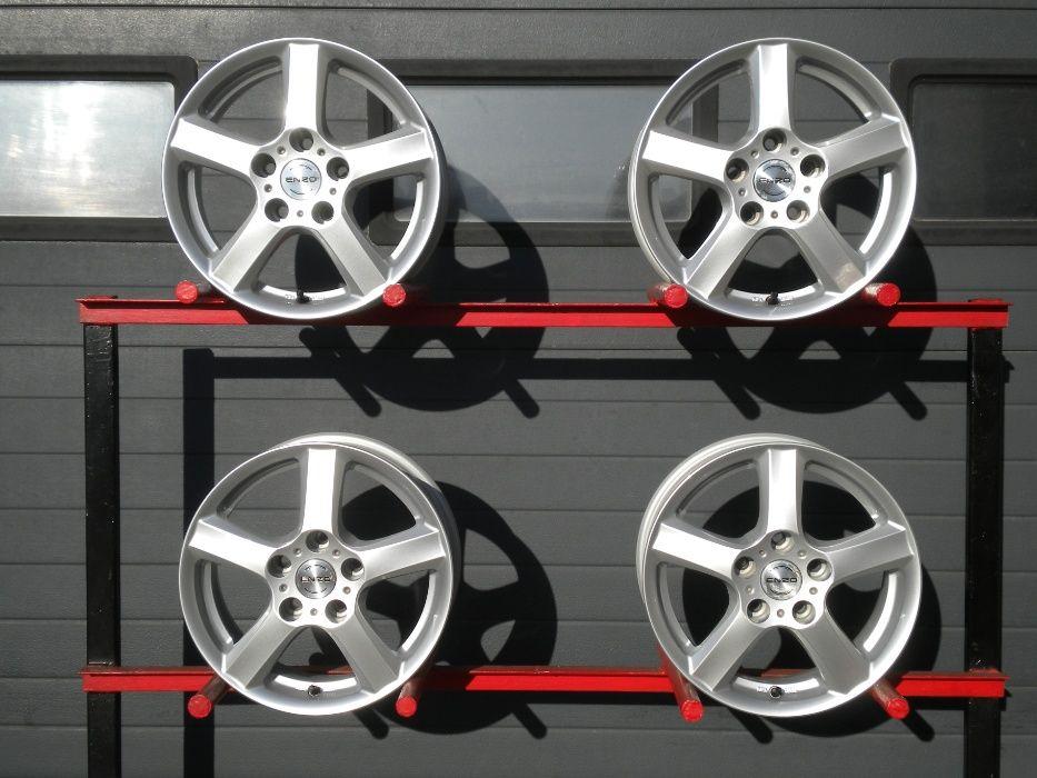 Felgi alu aluminiowe 15 5x114,3 Mazda Toyota Kia Hyundai Renault Ostrowiec Świętokrzyski - image 1
