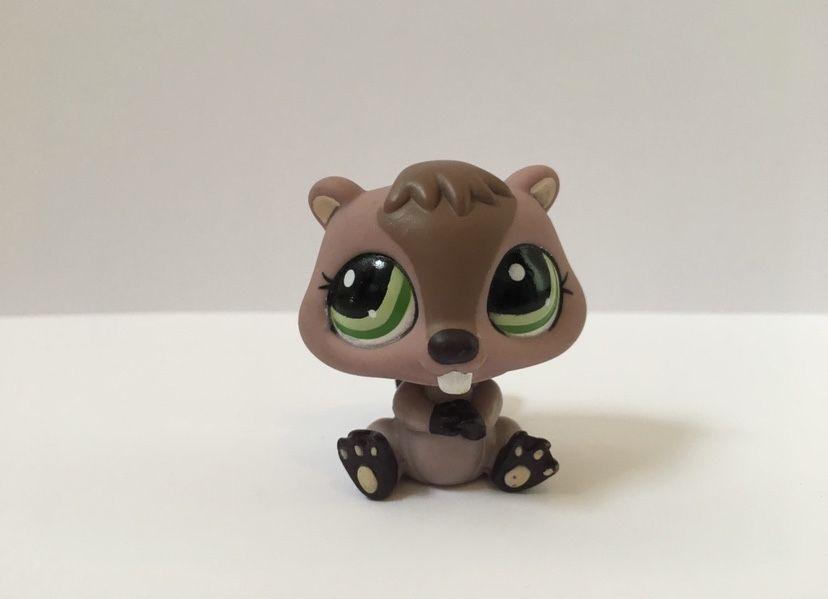 LPS Littlest Pet Shop - figurka bóbr Pszczyna - image 1
