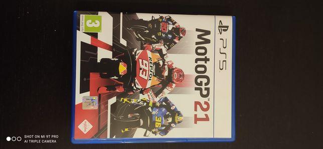 MotoGP 21 para PS5