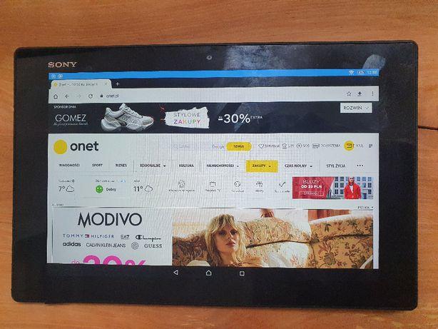 Tablet Sony Xperia Z SGP321E3 16GB LTE czarny, etui