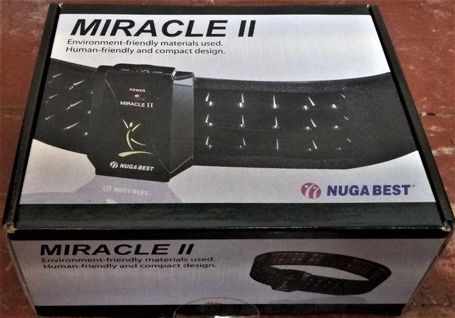 Турманиевый пояс Miracle 2 Nuga Best, полный комплект