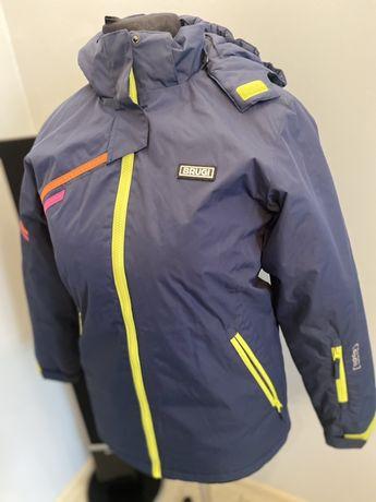 Brugi kurtka wodoodporna na dziewczynkę  152/158 cm na narty,snowboard