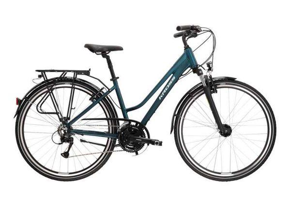 Piękny Rower Trekingowy Kross Trans 4.0 # Super Kolory # Prądnica