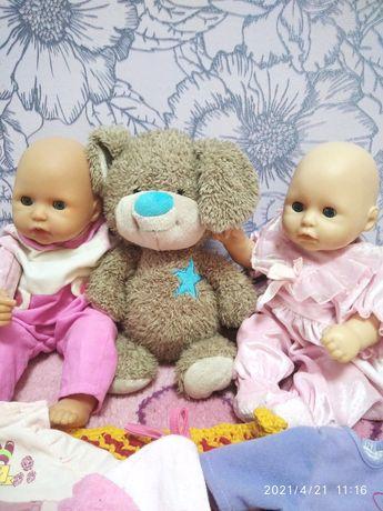 Куклы беби анабель оригинал лот