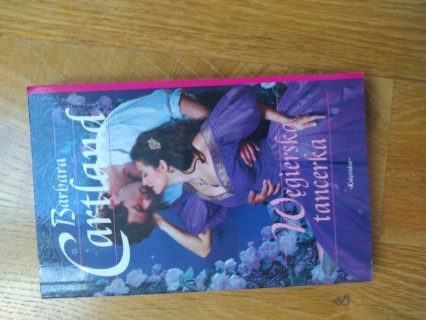 Węgierska tancerka - powieści królowej romansu